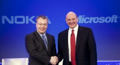 微软巨资并购诺基亚